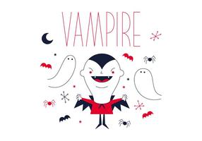 Free Vampire Vector