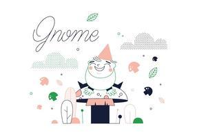 Gratis Gnome Vector