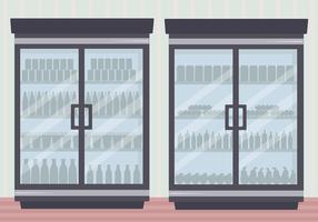 Vecteur réfrigérateur gratuit