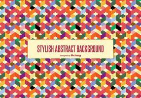 Fondo abstracto con estilo