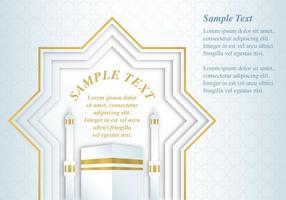 Carte de la Mecque