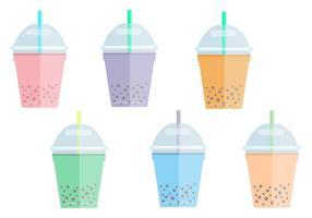 Bubble Tea Vectors