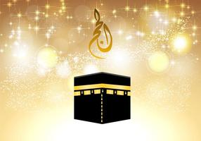 Vector libre de Kaaba