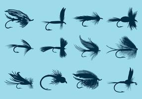 Flugfiske krokar