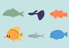 Vecteur de poisson gratuit