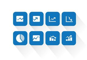 Stats Vector Icons