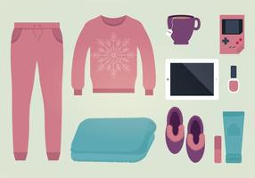 Vector Girly Elements