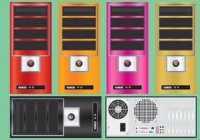 CPU Vectores