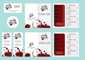 Templates And Wine List