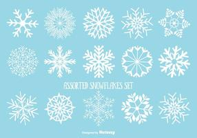 snowflake free vector art 6339 free downloads