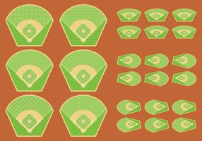 Baseball Diamonds