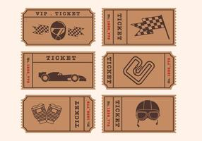 Vector Ticket