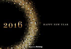 2016 Golden Background