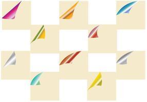 Free Page Flip Vectors