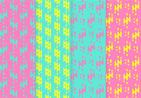Free Leak Pattern Vector