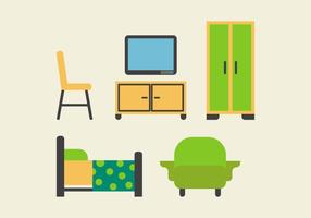 Free Kids Room Vector Icons # 17