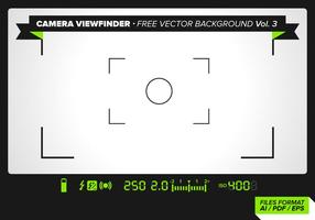 Camera Viewfinder Free Vector Background Vol. 3