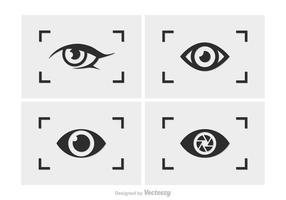 Logotipos gratis del vector del visor