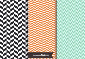 Free vector herringbone patterns