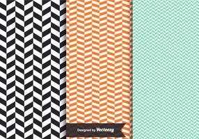 Free Vector Herringbone Patterns