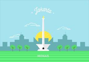 Vetor Monas