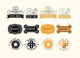 Bäckerei-Logos
