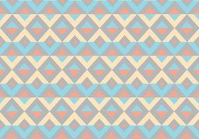 Abstraktes Muster Geometrischer Vektor Hintergrund