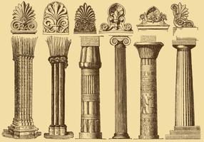Old Style Draw Columns