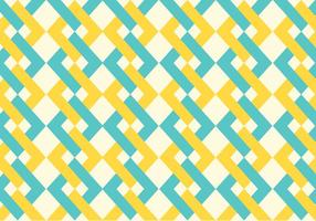 Interlocking Abstract Pattern Background