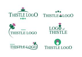 Vector do logotipo do Thistle
