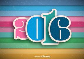 2016 achtergrond