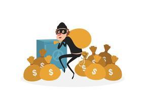 Vecteurs de voleurs
