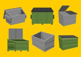 Dumpstervektorer