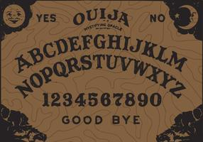 Vetorial bordo ouija