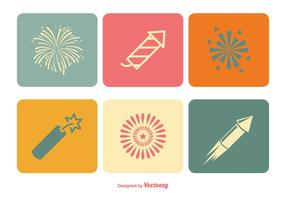 Fireworks Icon Set