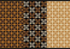 Free Seamless Patterns thaïlandais