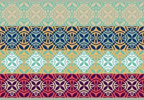 Free Thai Seamless Vector Patterns, Vol. II