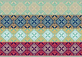 Kostenlose Thai Nahtlose Vektor Patterns, Vol. II