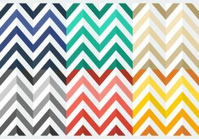 Free Colorful Flat Herringbone Patterns
