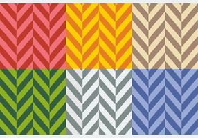 Free Flat Colors Herringbone Patterns