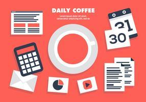 Libre de plano de negocios documentos vectoriales de fondo