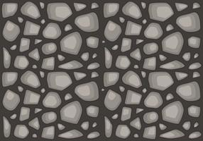 Free Stone Path Pattern #3 vector