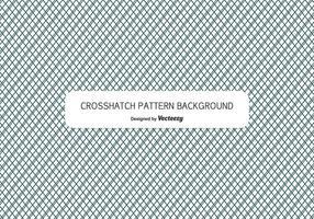 Fond de motif de crosshatch