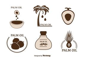 Gratis Palm Oil Vector
