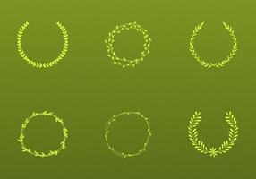 Olivkransvektorer