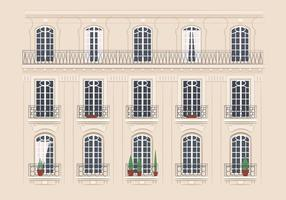 Illustration d'architecture