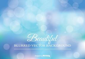 Beautiful Blurred Background Illustration