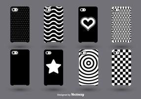 Phone Cases Vector Set