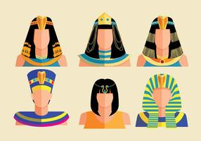 Vecteurs Cleopatra