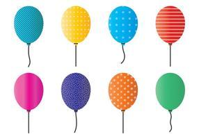Vetor de balões